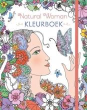 , Natural Woman kleurboek