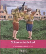 Greetje  Vagevuur Terugblikken prentenboeken Scherven in de kerk De Beeldenstorm
