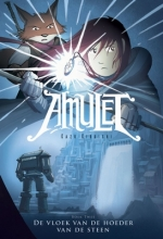 Kazu  Kibuishi Amulet 2: De vloek
