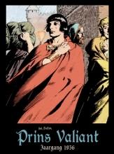 Prins Valiant 20: Jaargang 1956