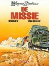 Christian,Denayer/ Hamme,,Jean van Wayne Shelton 01