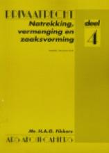 H.A.G. Fikkers , Natrekking, vermenging en zaaksvorming