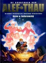 Jodorowsky De avonturen van Alef-Thau Het rompkind - de eenarmige prins - koning Eenoog - de heer der illusies