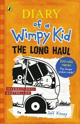 Kinney, Jeff,Diary of a Wimpy Kid: The Long Haul