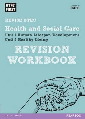 ,BTEC First in Health and Social Care Revision Workbook
