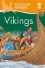 Steele, Philip, Kingfisher Readers: Vikings (Level 3: Reading Alone with Som