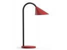 ,<b>Unilux bureaulamp sol ledverlichting, felxibel. hoogte 45 cm rood</b>