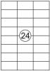 ,<b>Etiket Quantore 70x37mm 2400stuks</b>