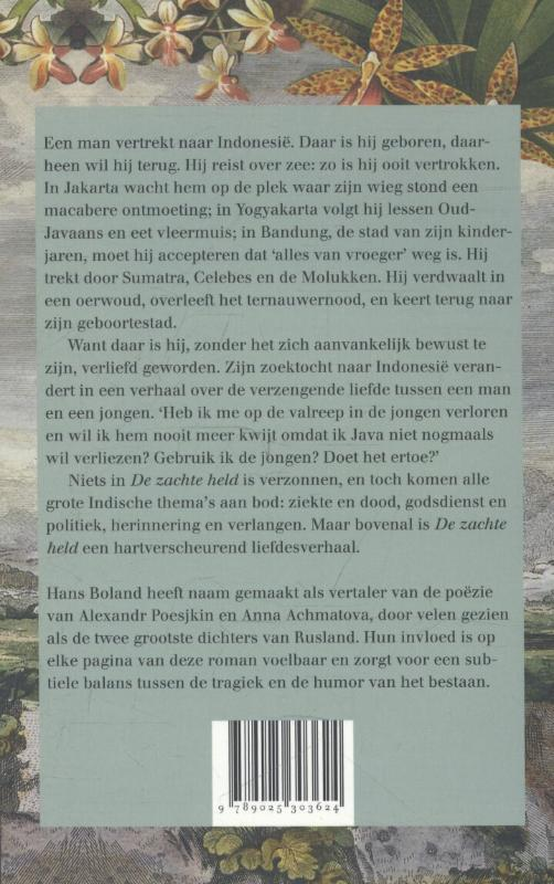 Hans Boland,De zachte held