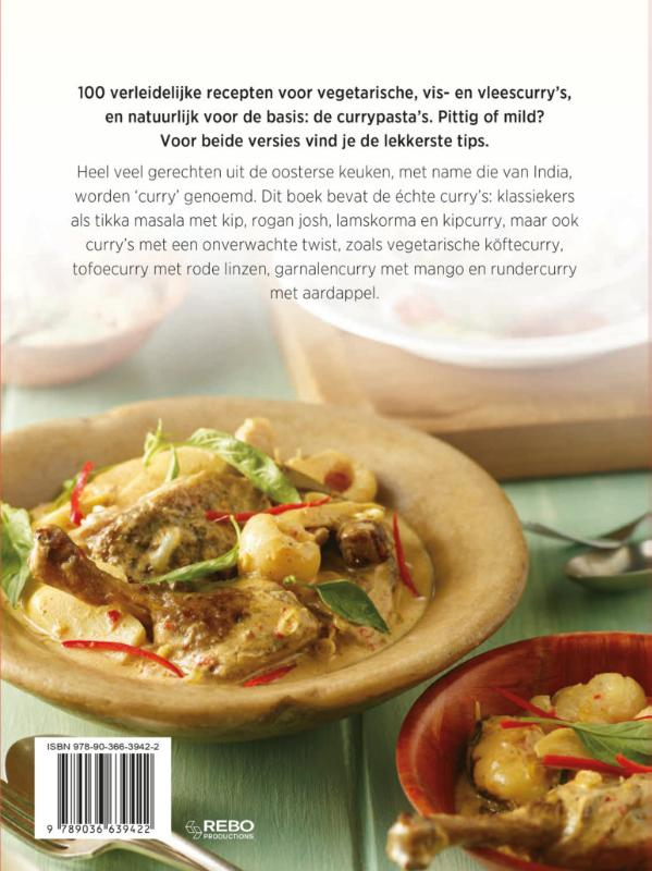 Carla Bardi, Ting Morris,Gemakkelijke curry`s