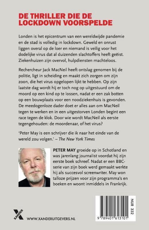 Peter May,Lockdown