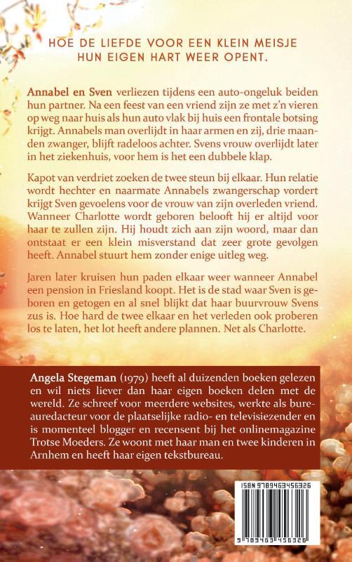 Angela Stegeman,Uit liefde voor Charlotte
