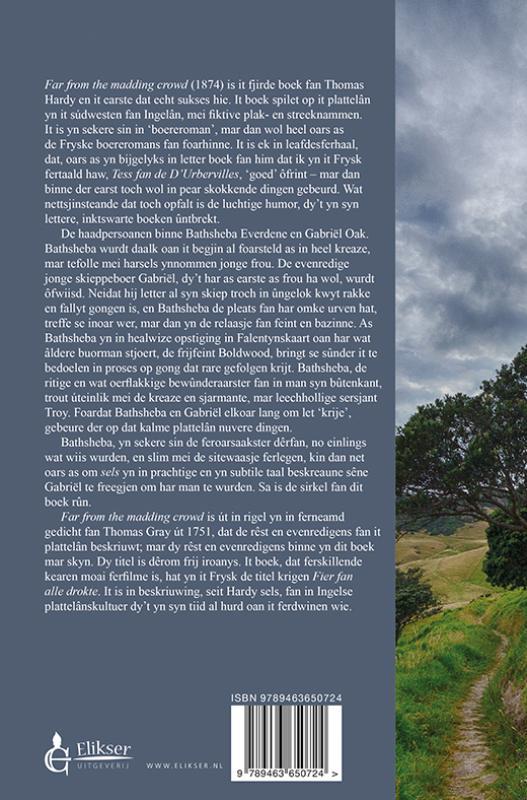 Thomas Hardy,Fier fan alle drokte
