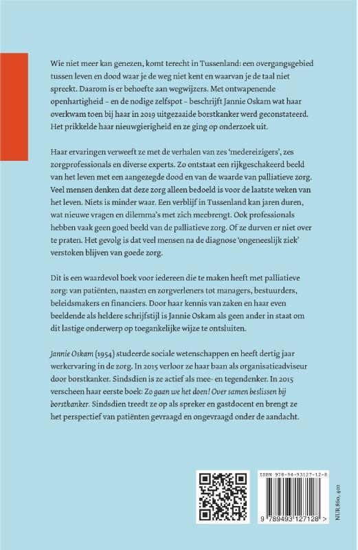 Jannie Oskam,Tussenland