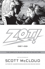 McCloud, Scott Zot!: 1987-1991: The Complete Black and White Collection