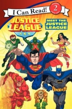 Rosen, Lucy Meet the Justice League