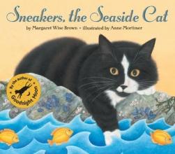 Margaret Wise Brown Sneakers, the Seaside Cat