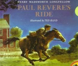 Longfellow, Henry Wadsworth Paul Revere`s Ride