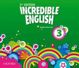 Incredible English 3: Class Audio CDs