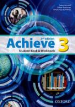 Achieve 2nd Edition 3: Student Book, Workbook and Skills Book