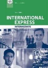 International Express: Intermediate: Teacher`s Resource Book with DVD