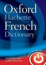 Oxford Dictionaries Oxford-Hachette French Dictionary