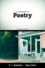 Kennedy, X. J.,   Gioia, Dana An Introduction to Poetry