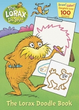 Golden Books The Lorax Doodle Book