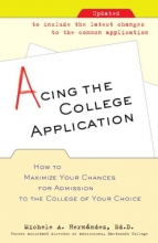 Hernandez, Michele A. Acing the College Application