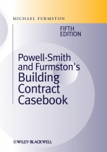 Furmston, Michael Powell  ]Smith and Furmston`s Building Contract Casebook