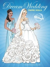 Eileen Miller Dream Wedding Paper Dolls with Glitter!