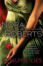 Roberts, Nora Genuine Lies