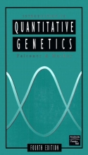 Douglas S. Falconer,   Trudy F.C. Mackay Introduction to Quantitative Genetics