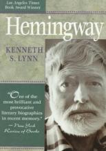 Lynn, Kenneth S. Hemingway
