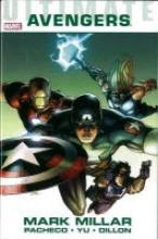 Millar, Mark Ultimate Comics Avengers by Mark Millar