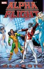 Byrne, John,   Mantlo, Bill Alpha Flight Classic 3