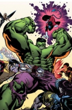 Gage, Christos X-men Vs Hulk