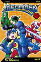 Takamisaki, Ryo Megaman NT Warrior 9