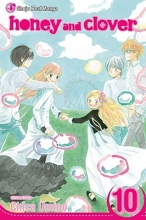Umino, Chica Honey and Clover 10