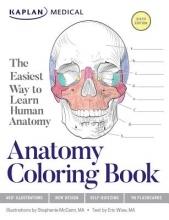 Wise, Eric Kaplan Anatomy Coloring Book