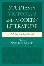 Studies in Victorian and Modern Literature