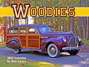 Woodies 2017 Calendar