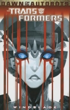Scott, Mairghread The Transformers: Windblade