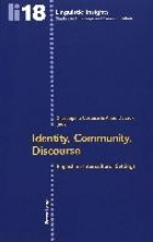 Identity, Community, Discourse