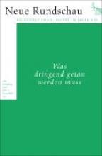 Neue Rundschau 2013/1