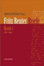 Reuter, Fritz Briefe 01