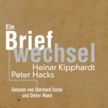 Esche, Eberhard Peter Hacks - Heinar Kipphardt