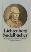 Lichtenberg, Georg Christoph Sudelbücher