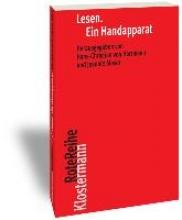 Herrmann, Hans C.,   Moser, Jeannie Lesen. Ein Handapparat