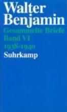 Benjamin, Walter Briefe 1938-1940
